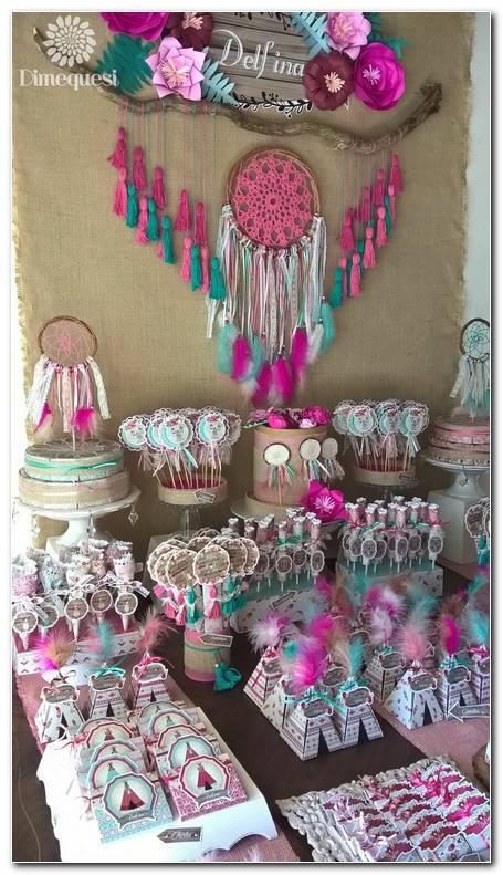 Decoracion Con Mandalas Para Fiestas