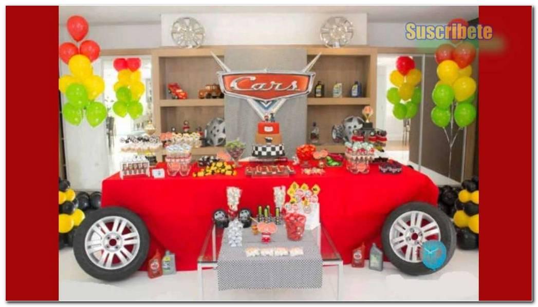 Decoracion De Cars Para Fiesta