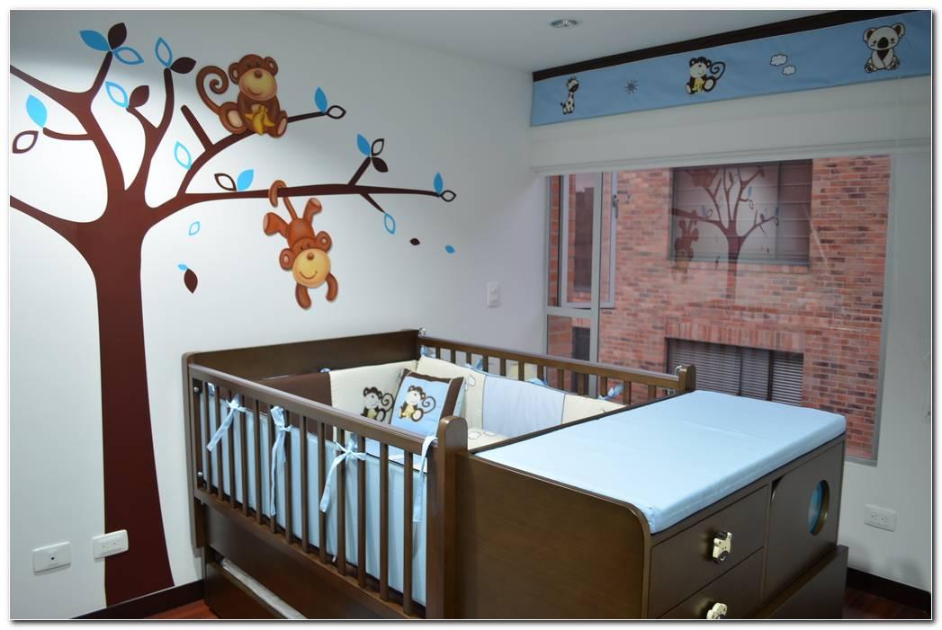 Decoracion De Dormitorio De Bebe Varon