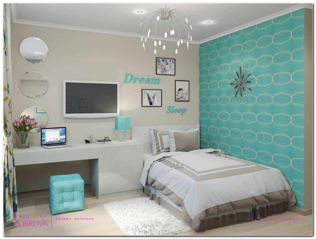 Decoracion De Dormitorios De Jovenes Mujeres