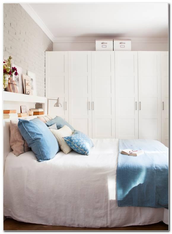 Decoracion De Dormitorios En Blanco Y Gris
