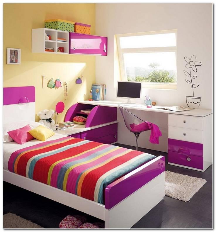 Decoracion De Dormitorios Juveniles Femeninos Modernos