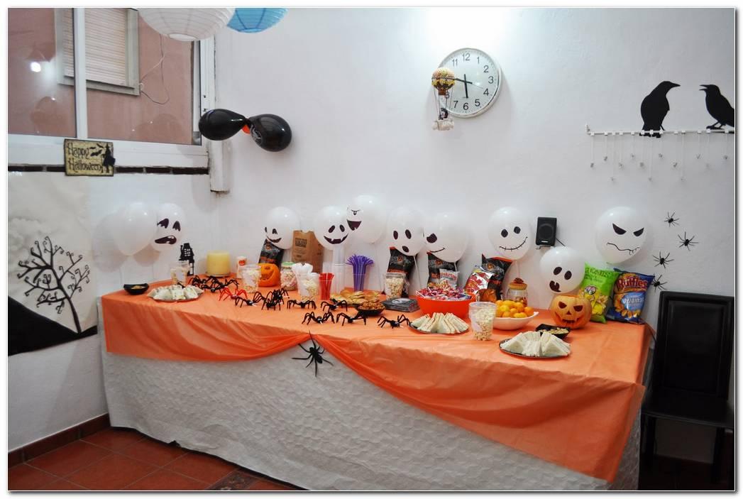 Decoracion De Fiesta Halloween Infantil