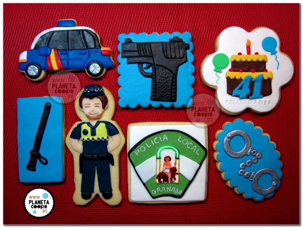 Decoracion De Fiestas Infantiles Policia