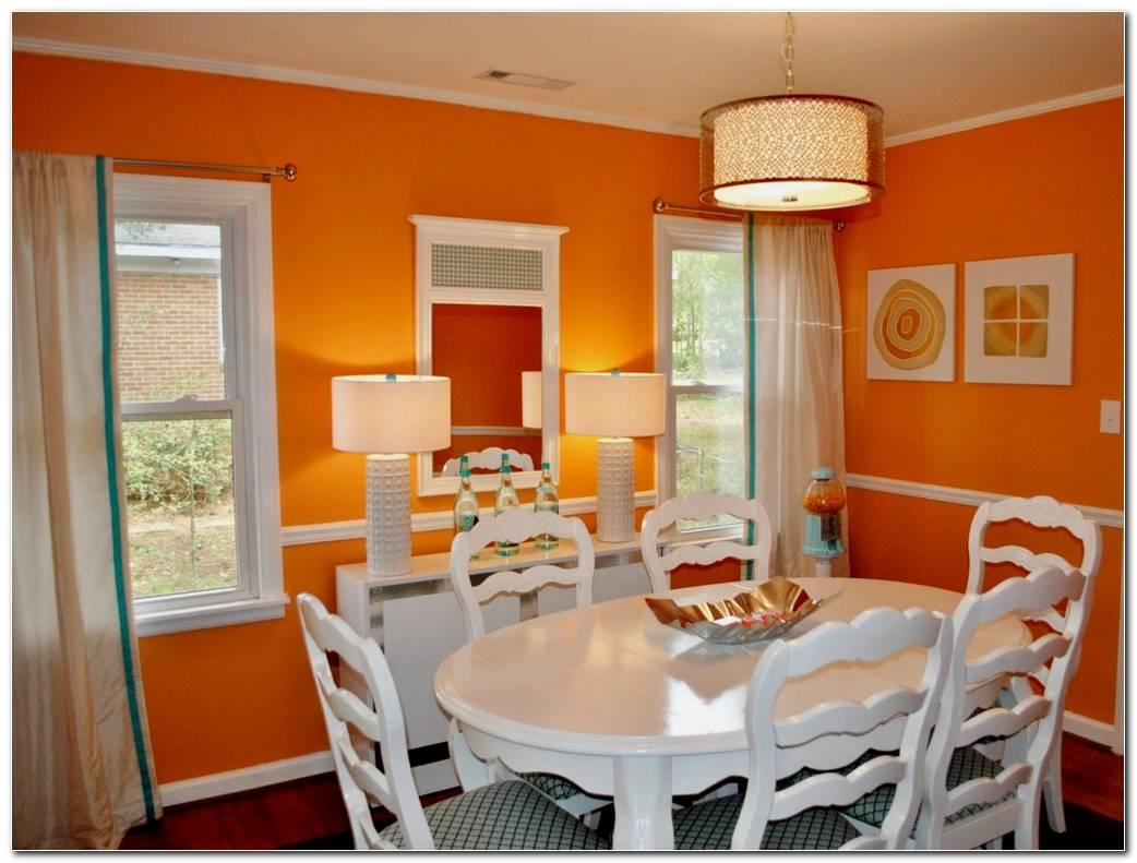 Decoracion De Interiores Color Naranja