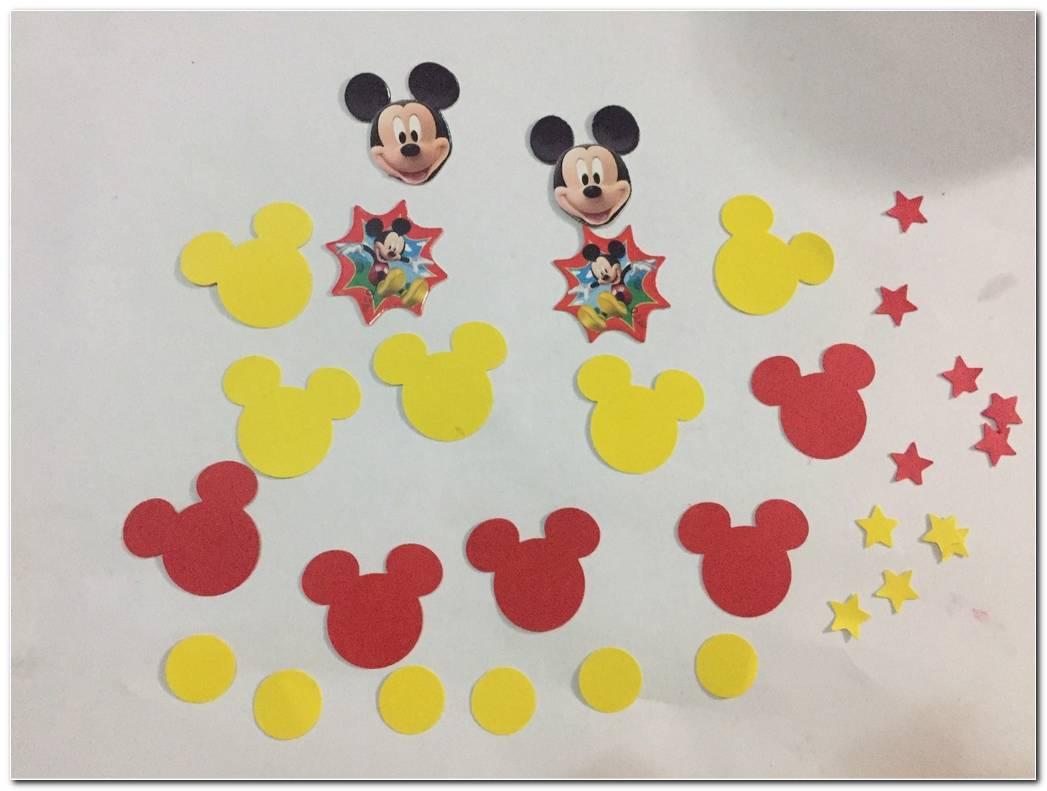 Decoracion De Mickey Mouse Para Fiestas Infantiles