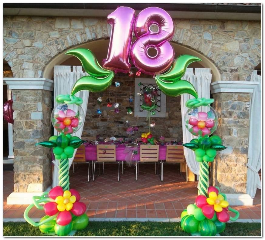 Decoracion Fiesta De 18 A?os Para Mujer