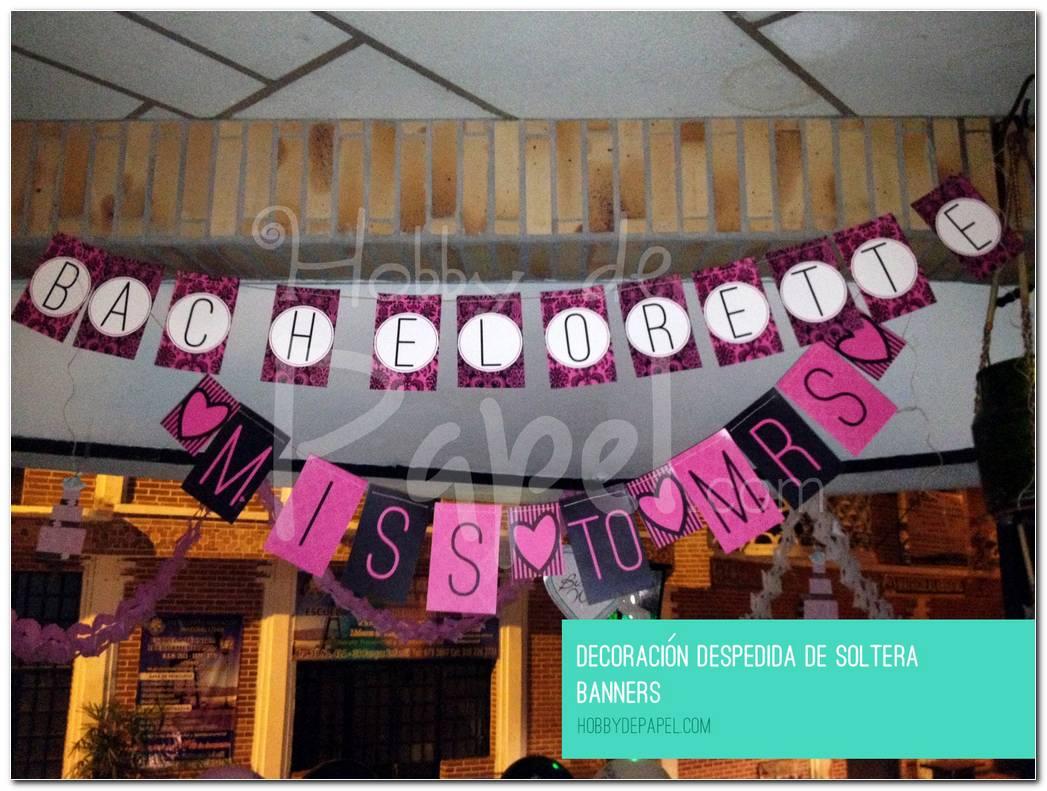 Decoracion Fiesta Despedida De Soltera