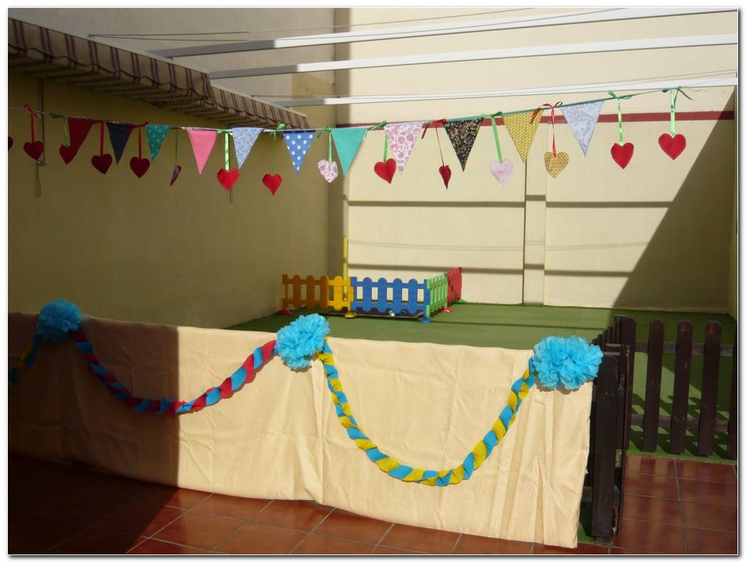 Decoracion Fiesta Fin De Curso