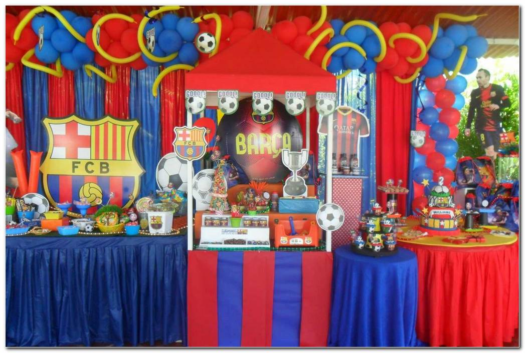 Decoracion Fiesta Infantil Barcelona