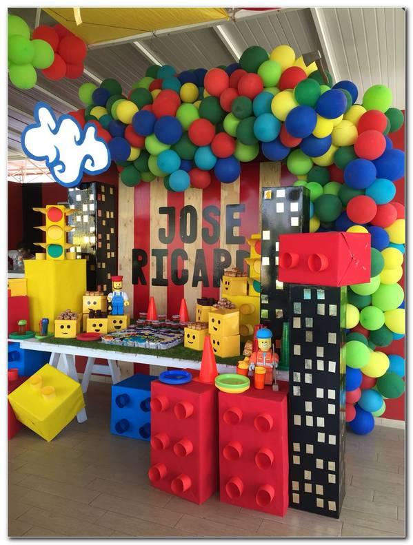 Decoracion Fiesta Infantil Ni?o