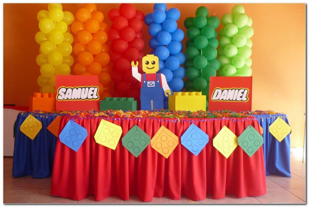 Decoracion Fiestas Infantiles Caseras