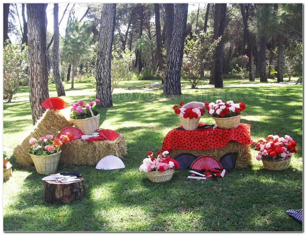 Decoracion Para Fiesta Andaluza