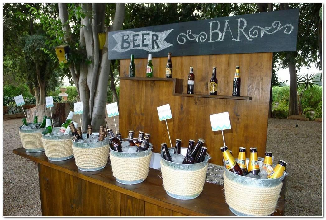 Decoracion Para Fiesta De Cerveza