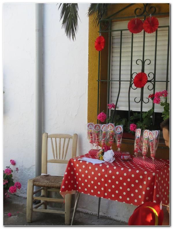 Decoracion Para Fiesta Flamenca
