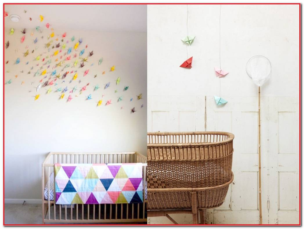 Decoracion Pared Dormitorio Bebe