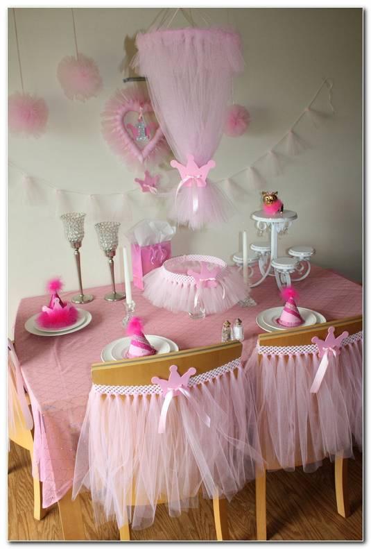 Decoracion Princesas Fiestas Infantiles