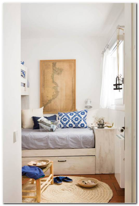 Decorar Habitacion Con Sofa Cama