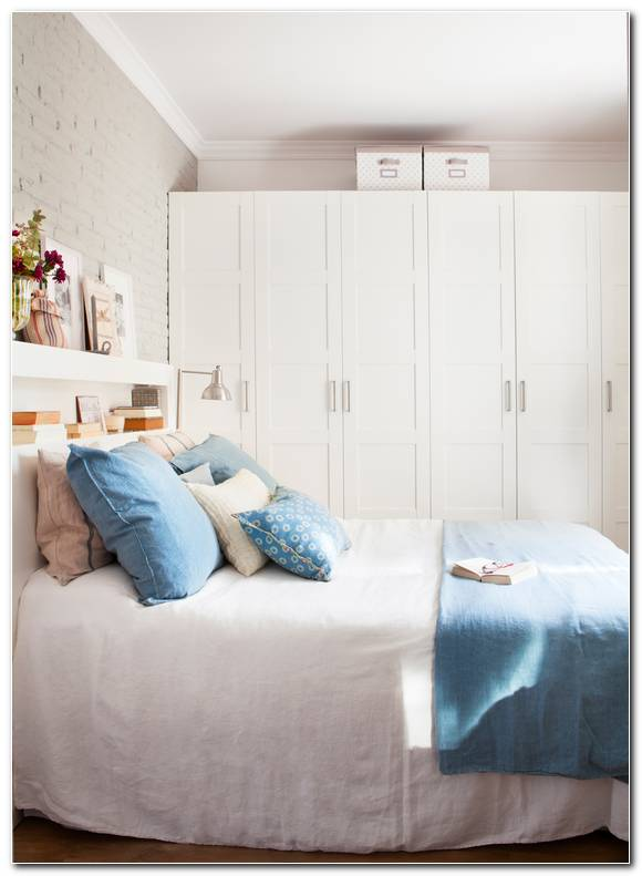 Decorar Un Dormitorio Blanco