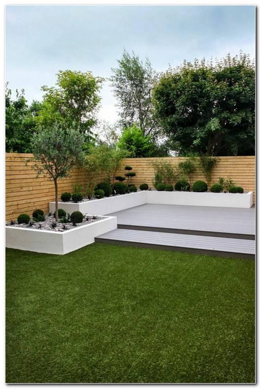 Decorar Un Jardin Minimalista