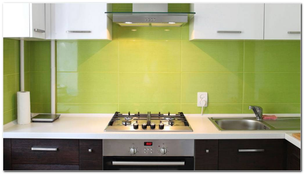 Decorar Una Cocina De Color Verde
