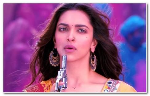 Deepika Padukone In Ram Leela HD Wallpaper