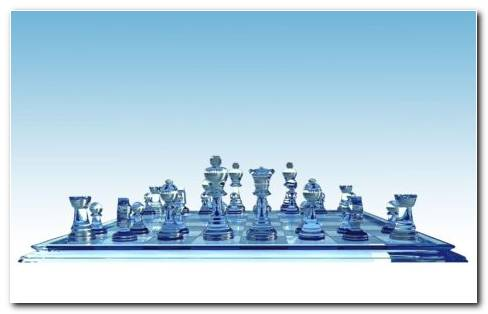 Delicate Chess Board HD Wallpaper