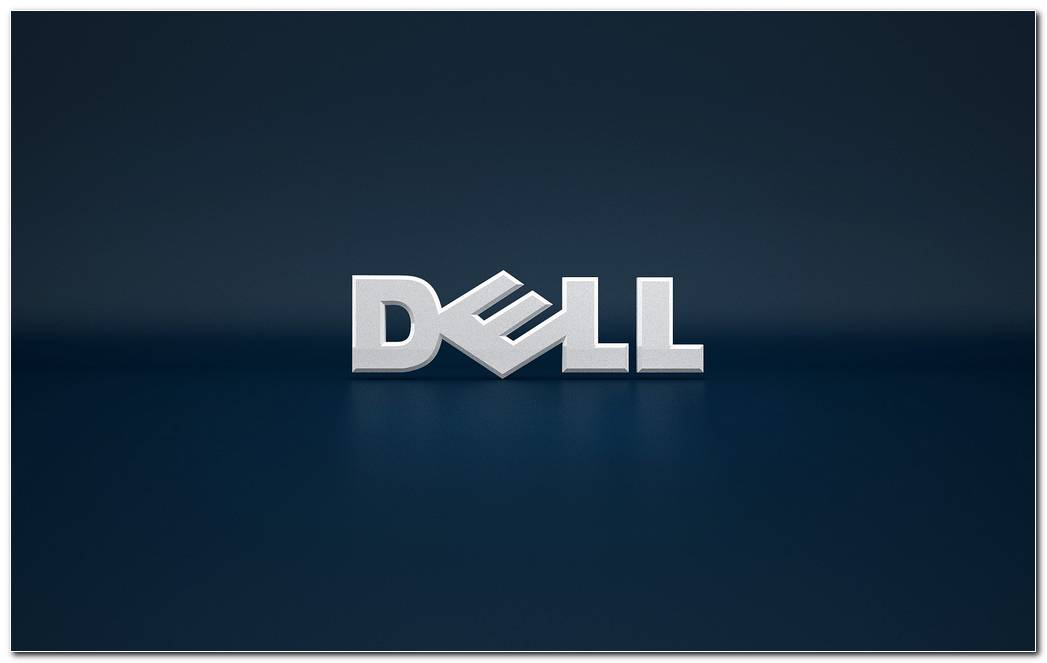 Dell Logo Background