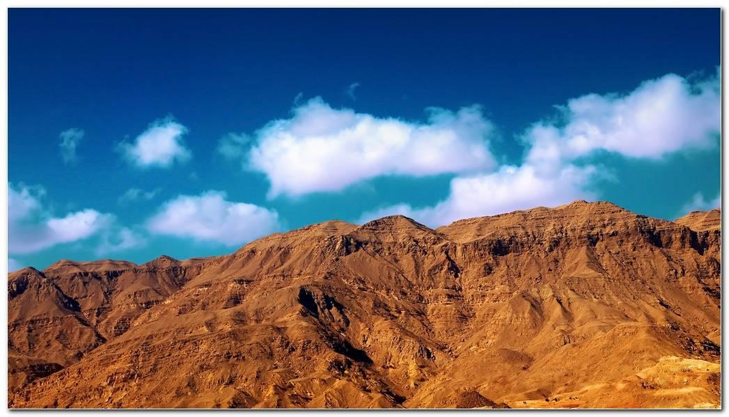 Desert Hill Wallpaper