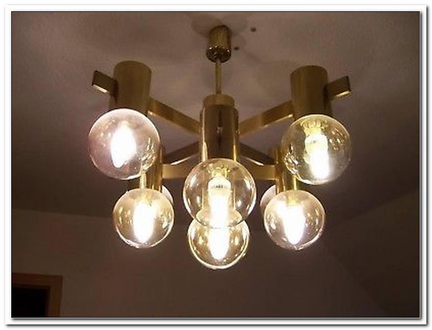 Designklassiker Lampen 70er