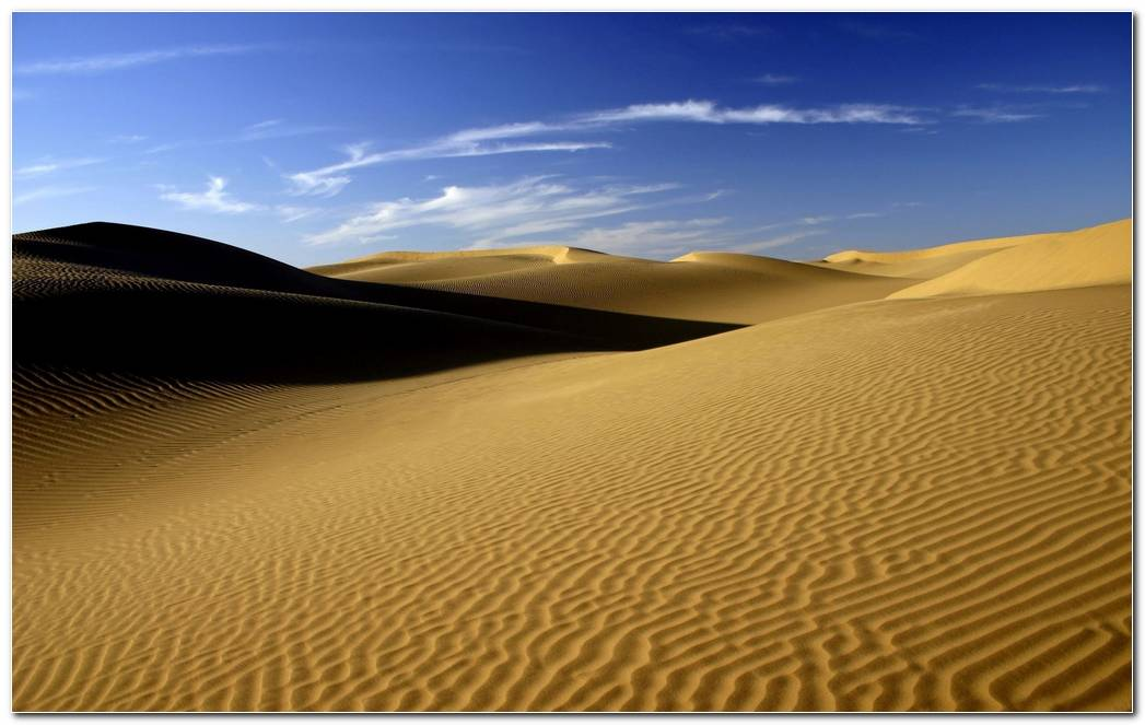 Desktop Desert Nature Wallpaper Background Picture