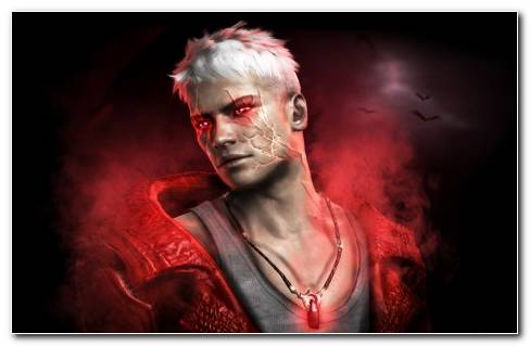 Devil May Cry Dante Men