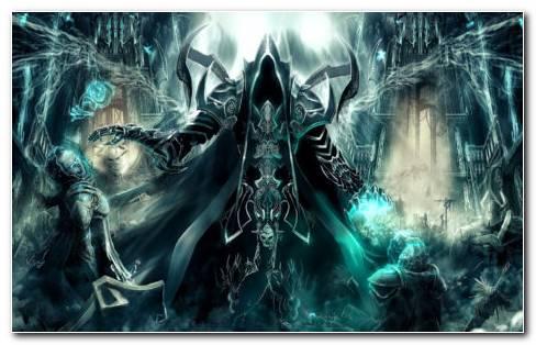 Diablo 4 HD Wallpaper