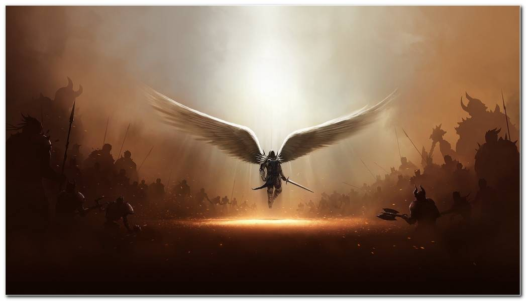 Diablo III video game HD wallpaper