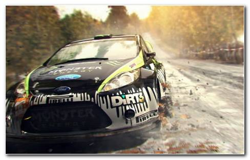 Dirt 3 HD Wallpaper