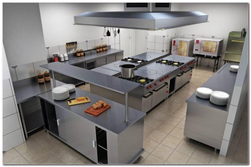 Dise O De Cocina Industrial Y Hotelera