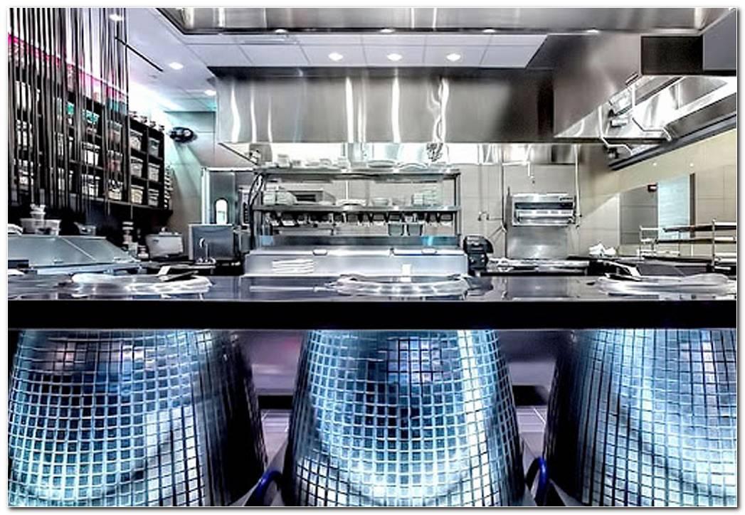 Dise O De Cocinas Hosteleria