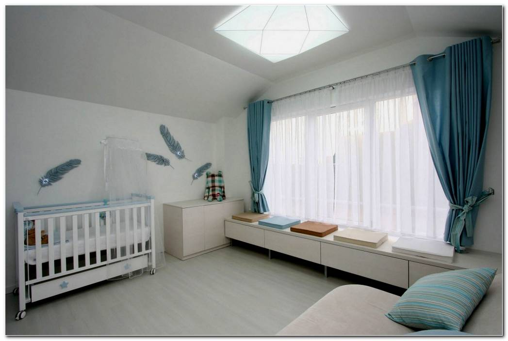 Dise O De Dormitorio De Bebe
