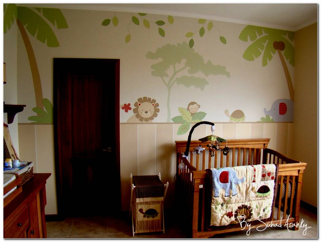Dise O De Dormitorio Para Bebe