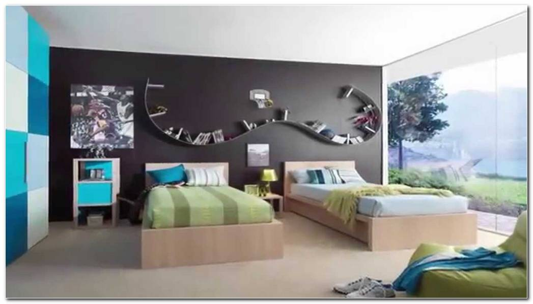 Dise O De Dormitorio Para Varones
