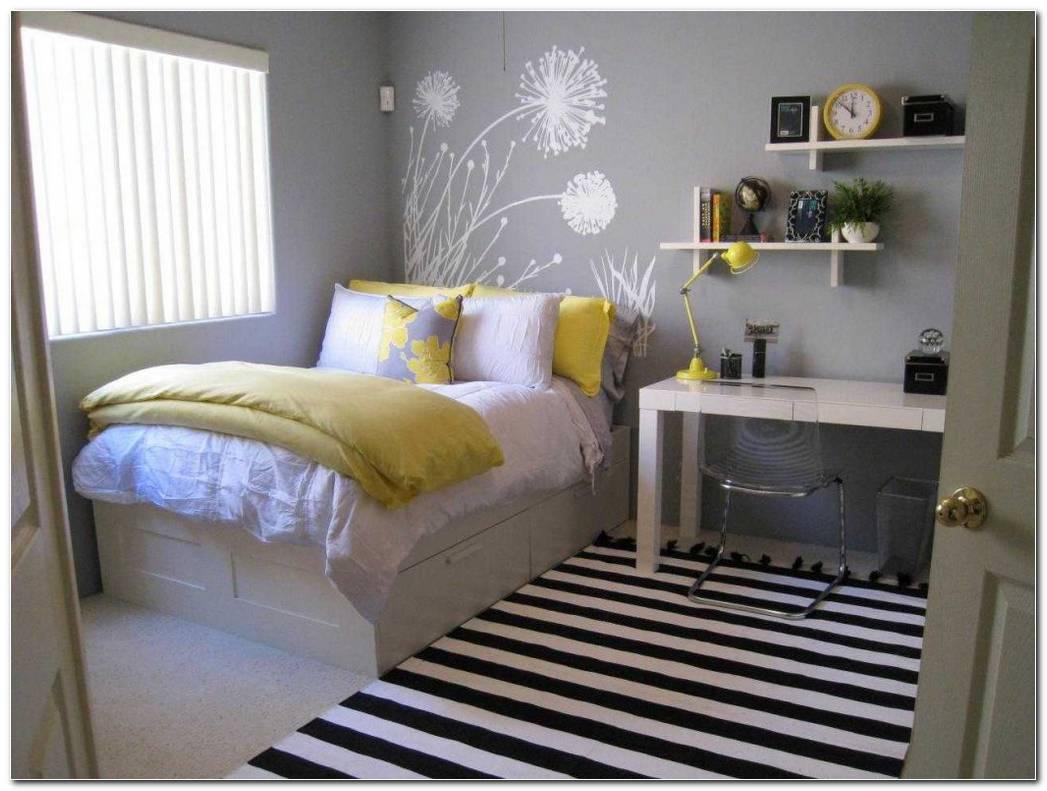 Dise O De Dormitorio Peque O Con Ba O