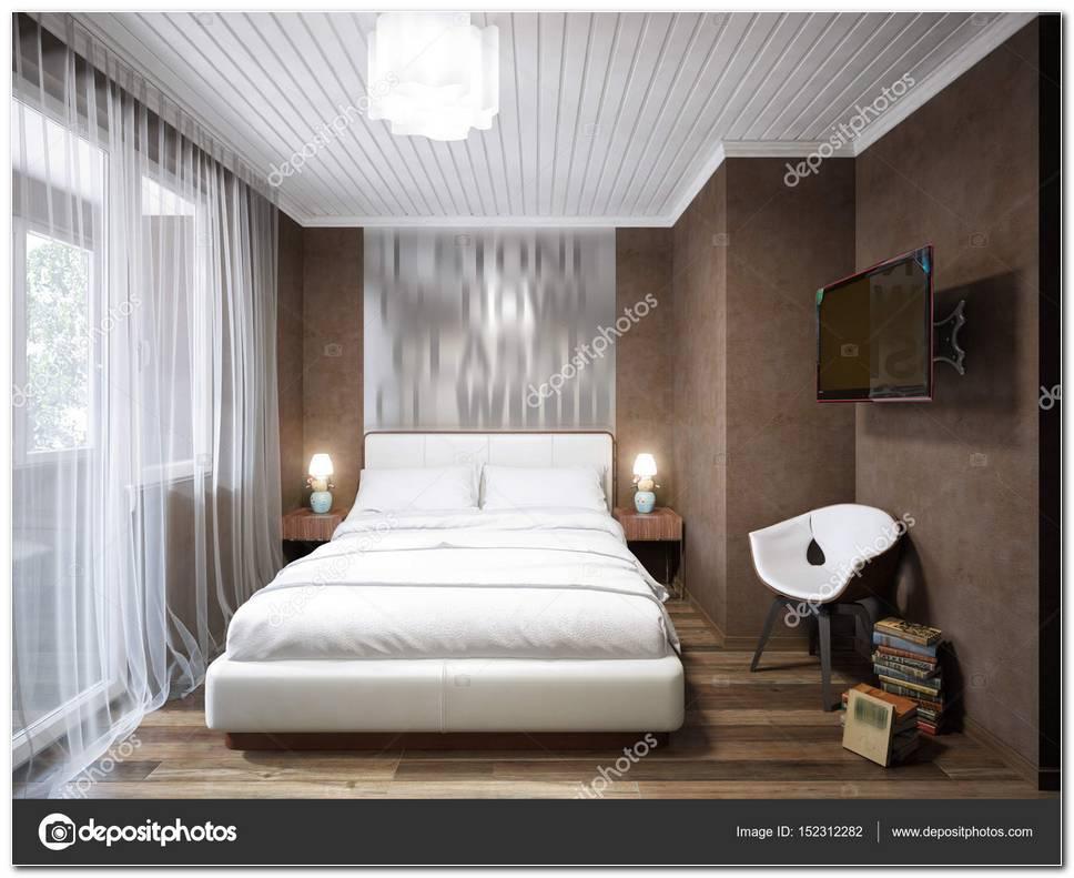 Dise O De Dormitorio Peque O