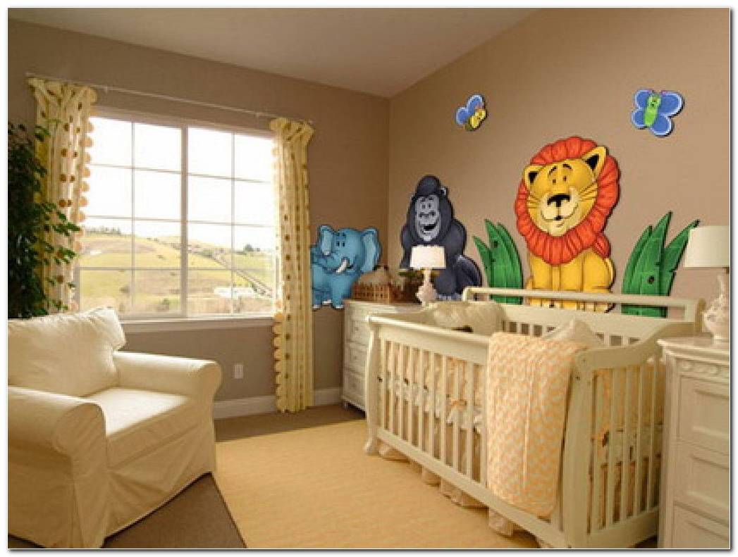 Dise O De Dormitorios Bebes