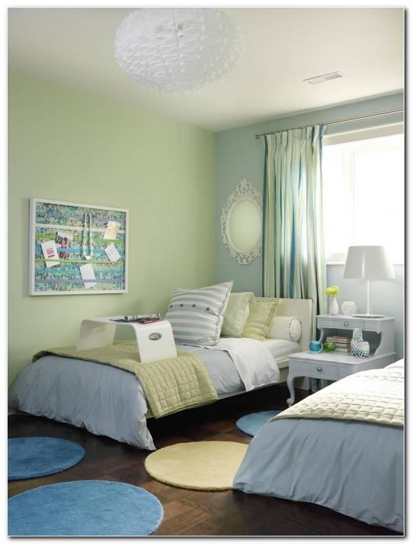 Dise O De Dormitorios Con Dos Camas