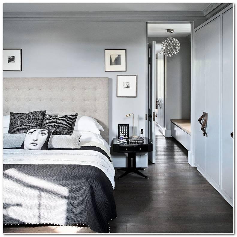 Dise O De Dormitorios En Blanco Y Negro