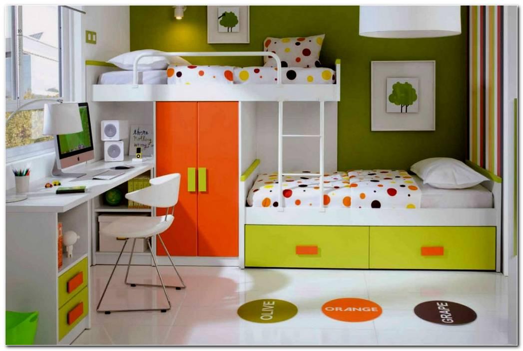 Dise O De Dormitorios Infantiles Peque Os
