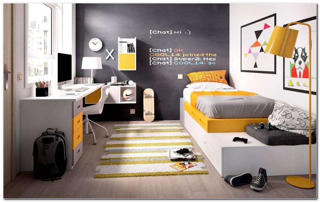 Dise O De Dormitorios Juveniles Modernos