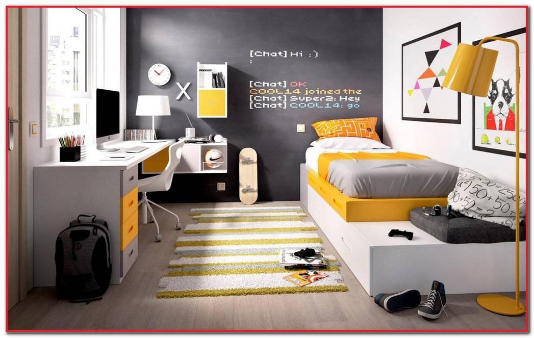 Dise O De Dormitorios Varones