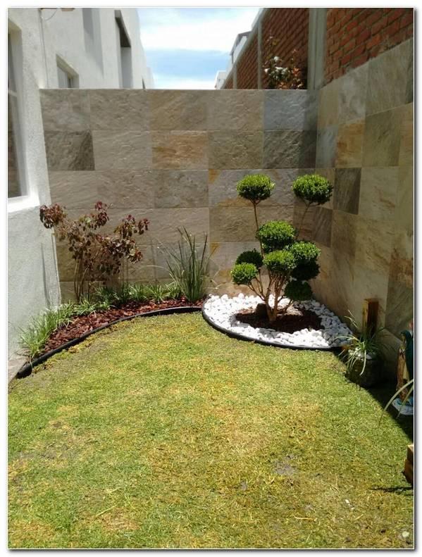 Dise O De Jardin Minimalista