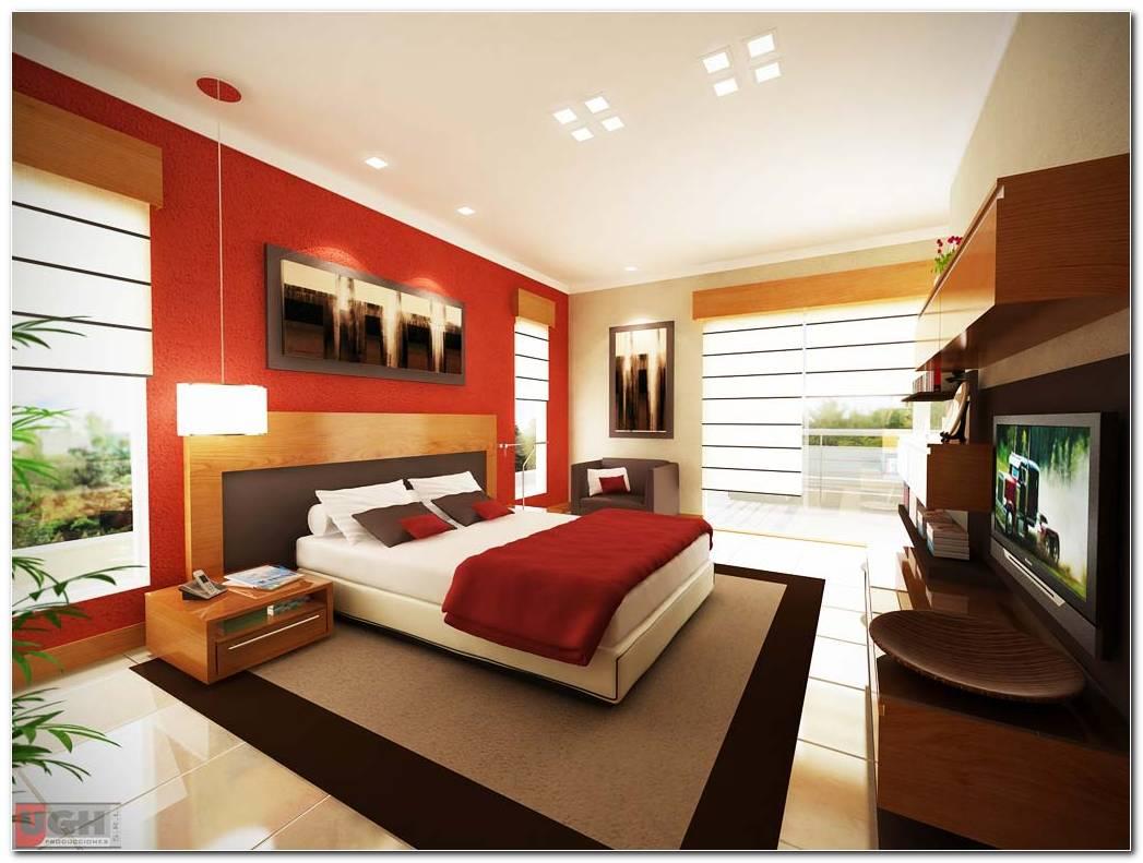 Dise O Interior De Un Dormitorio
